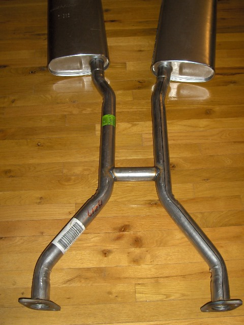 For 2003-2011 Ford Crown Victoria Exhaust Pipe Walker 99199YV 2005 2004 2006